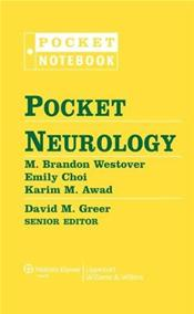 Pocket Neurology Cover Image