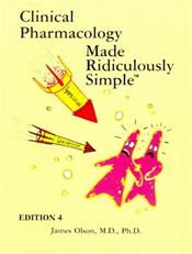 Clinical Pharmacology Made Ridiculously Simple Image