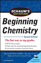 Schaum's Easy Outlines of Beginning Chemistry