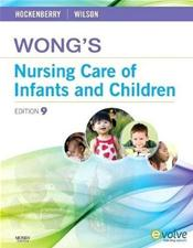 Wong's Nursing Care of Infants and Children - Text and Simulation Learning System Package Image