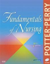Fundamentals of Nursing Package. Includes Textbook, Internet Access Code for Simulation Learning System, Clinical Companion and Multi-Media Specialty CD-ROM for Windows and Macintosh Image