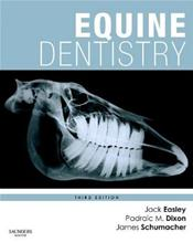 Equine Dentistry. Text with DVD