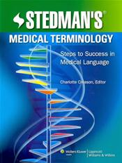 Stedman's Medical Terminology: Steps to Success in Medical Language. Text with Flashcards, Internet Access Code for thePoint and CD-ROM for Windows and Macintosh