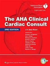 AHA Clinical Cardiac Consult Cover Image