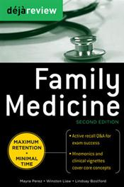Deja Review: Family Medicine