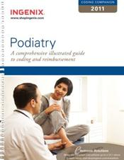 Coding Companion 2011: Podiatry. A Comprehensive Illustrated Guide to Coding and Reimbursement Image