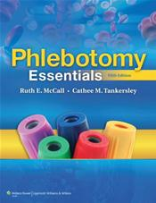 Phlebotomy Essentials. Text with Internet Access Code for thePoint.
