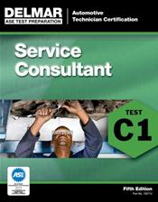 ASE Test Preparation for Service Consultant: Test C1
