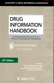 Drug Information Handbook: A Comprehensive Resource for All Clinicians and Healthcare Professionals