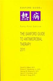 Sanford Guide to Antimicrobial Therapy Pocket Edition 2011