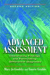 Advanced Assessment: Interpreting Findings and Formulating Differential Diagnosis Cover Image