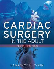 Cardiac Surgery in the Adult. Text with DVD