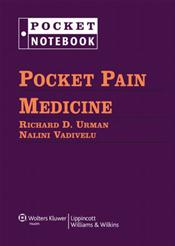 Pocket Pain Medicine Cover Image