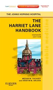 Harriet Lane Handbook: A Manual for Pediatric House Officers. Text with Internet Access Code for Expert Consult Edition
