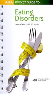ADA Pocket Guide to Eating Disorders Cover Image