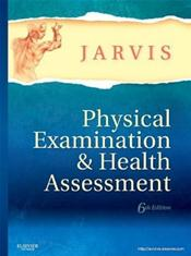 Physical Examination and Health Assessment Package. Includes Textbook and Internet Access Code for Simulation Learning System Image