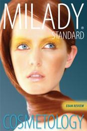 Milady's Standard Cosmetology 2012: Exam Review