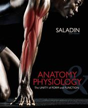 Anatomy and Physiology: The Unity of Form and Function Cover Image
