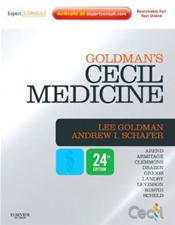Goldman's Cecil Medicine. Text with Internet Access Code for Expert Consult Edition. Single Volume