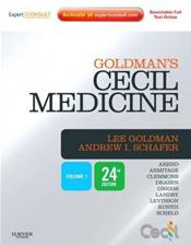 Goldman's Cecil Medicine. Text with Internet Access Code for Expert Consult Edition. 2 Volume Set