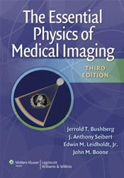 Essential Physics of Medical Imaging. Text with Internet Access Code Cover Image