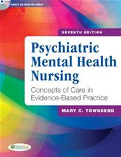 Psychiatric Mental Health Nursing: Concepts of Care in Evidence-Based Practice. Text with CD-ROM for Windows and Macintosh