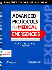 Advanced Protocols for Medical Emergencies: An Action Plan for Office Response