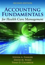 Accounting Fundamentals for Health Care Management Cover Image