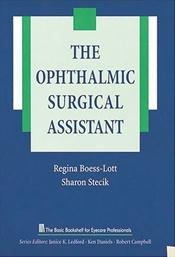 Ophthalmic Surgical Assistant