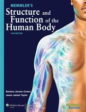Memmler's Structure and Function of the Human Body. Text with Internet Access Codes for thePoint and DVD-ROM for Windows and Macintosh