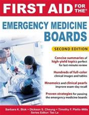 First Aid for the Emergency Medical Boards