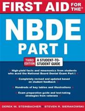 First Aid for the NBDE Part 1