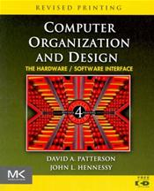Computer Organization and Design: The Hardware/Software Interface. Text with CD-ROM for Windows and Macintosh