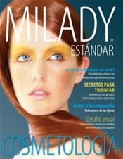 Milady Estandar Cosmetologia (Milady Standard Cosmetology) Package. Includes Textbook, Workbook, Review Exam, and Theory Book. Spanish Edition