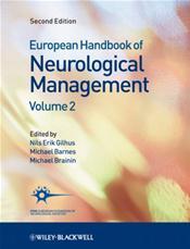 European Handbook of Neurological Management Cover Image