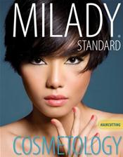 Milady Standard Cosmetology: Haircutting