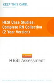 hesi case studies rn medical-surgical collection 2011 Quizlet provides hesi case studies activities, flashcards and games start learning today for free.
