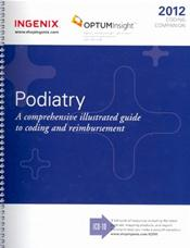 Coding Companion 2012: Podiatry. A Comprehensive Illustrated Guide to Coding and Reimbursement Image