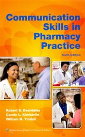 Communication Skills in Pharmacy Practice: A Practical Guide for Students and Practitioners. Text with Internet Access Code for thePoint