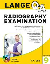 Lange Q & A for the Radiography Examination. Text with CD-ROM for Windows and Macintosh