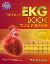 Only EKG Book Youll Ever Need. Text with Internet Access Code for thePoint Cover Image
