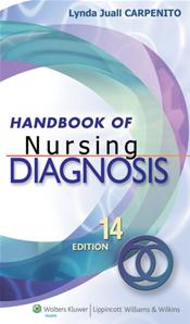 Handbook of Nursing Diagnosis. Text with Internet Access Code for thePoint