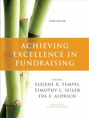 Achieving Excellence in Fundraising Cover Image