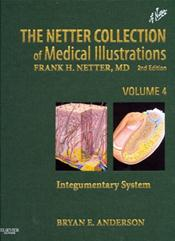 Netter Collection of Medical Illustrations: Integumentary System