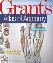 Grant's Atlas of Anatomy. Text with Internet Access Code for thePoint