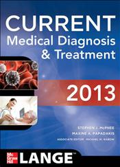 Current Medical Diagnosis and Treatment 2013