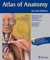 Atlas of Anatomy. Text with Internet Access Code for Companion Website
