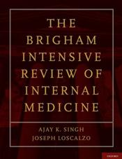 Brigham Intensive Review of Internal Medicine Cover Image