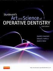 Sturdevant's Art and Science of Operative Dentistry. Text with Internet Access Code