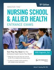 Master the Nursing School and Allied Health Entrance Exams Image